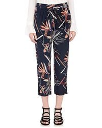 Maiyet | Silk Drawstring Slouch Pants | Lyst
