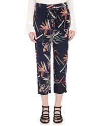 Maiyet - Silk Drawstring Slouch Trousers - Lyst