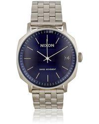 Nixon - Regent Ii Watch - Lyst
