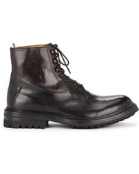 Officine Creative - Leather Boots - Lyst