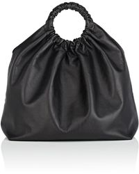 The Row - Double-circle Leather Extra - Lyst