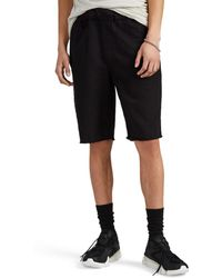 RTA Cotton Twill Basketball Shorts