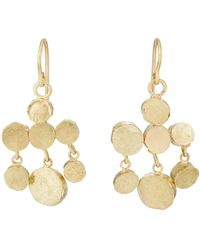 Judy Geib - Polka Dot Girandole Earrings - Lyst