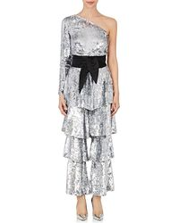 OSMAN - Alabelle Sequined Jumpsuit - Lyst