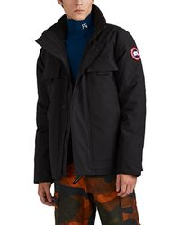Canada Goose - Forester Down-filled Tech-faille Jacket - Lyst