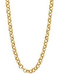 Eli Halili - Double Loop Necklace - Lyst