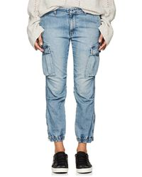 Nili Lotan - french Military Cargo Jeans - Lyst