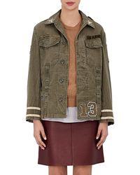813 Ottotredici - love Cotton Twill Field Jacket - Lyst