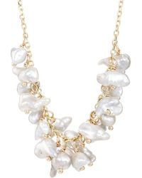 Feathered Soul - #clouds Necklace - Lyst