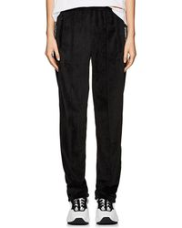 Opening Ceremony - Logo-print Velour Track Trousers - Lyst