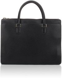 Valextra - Madison Working Bag - Lyst