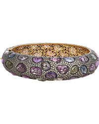 Munnu | Hinged Bangle | Lyst