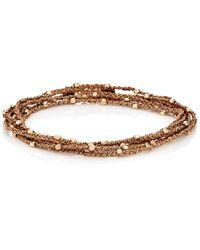 Feathered Soul - #sun Wrap Bracelet - Lyst