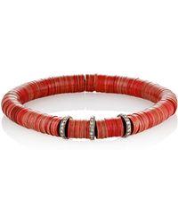 Devon Page Mccleary - Rondelle Bracelet Size Os - Lyst