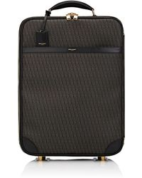 Saint Laurent - Monogram 21 Carry-on Trolley - Lyst
