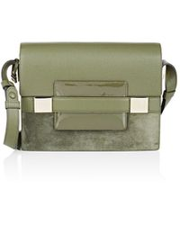 Delvaux - Madame Pm Shoulder Bag - Lyst