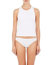 Land Of Women - Line Tank - Lyst