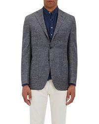 Eidos - Flecked Two-button Jacket - Lyst