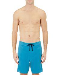 Outerknown - Men's Solid Swim Trunks - Lyst