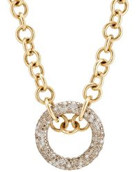 Spinelli Kilcollin - Interlocking Necklace - Lyst