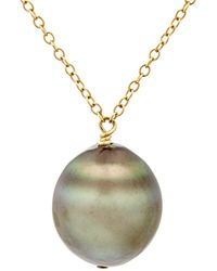Samira 13 - Tahitian Pearl Necklace Size Os - Lyst