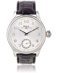 Ball Watch - Men's Trainmaster Cleveland Night Express Watch - Lyst