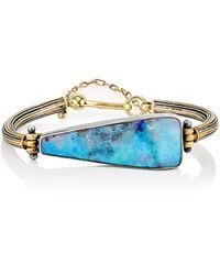 Judy Geib - Boulder Opal Beautiful Bracelet Size Os - Lyst