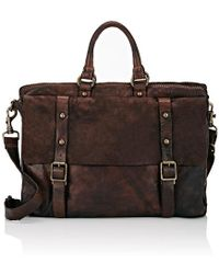 Campomaggi - Double-handle Briefcase - Lyst