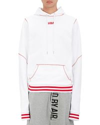 Hood By Air - angel Dust French Terry Hoodie - Lyst