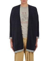 Visvim - Plain-weave Kimono - Lyst