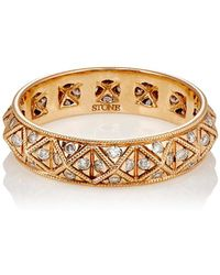 Stone - Nevermind Ring - Lyst