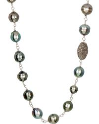 Samira 13 - Pearl & Wire-wrapped - Lyst
