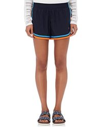 Tory Sport - Striped Nylon Shorts - Lyst