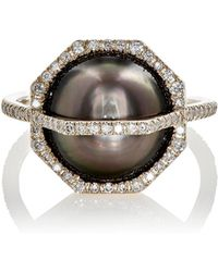 Monique Pean Atelier - Arch Ring - Lyst