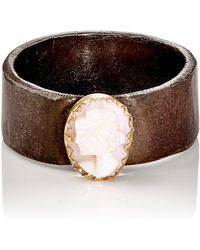 Julie Wolfe - Cameo Cigar Band - Lyst