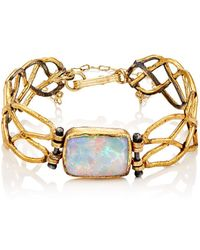 Judy Geib - Lovely Hinged Bracelet - Lyst