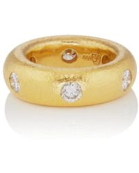 Linda Lee Johnson - Camille Ring Size 4.75 - Lyst