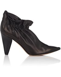 Derek Lam - Saskia Leather Ankle Boots - Lyst