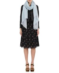 Barneys New York - Double-sided Cashmere Scarf - Lyst