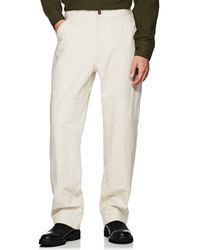 Margaret Howell - Cotton Canvas Painter Trousers - Lyst