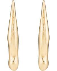 AGMES - Short Ines Earrings - Lyst