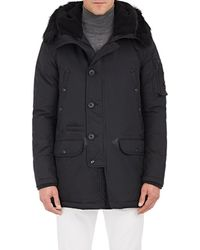 Spiewak - N3-b Aviation Tech-twill Parka - Lyst