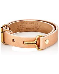 Giles & Brother - Visor Cuff Bracelet - Lyst