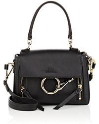 Chloé - Faye Day Shoulder Bag - Lyst