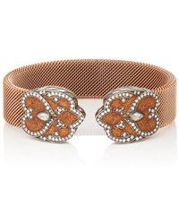 Sevan Biçakci - Diamond Mosaic Bangle - Lyst