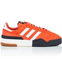 Alexander Wang - Bball Soccer Suede Sneakers - Lyst