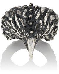 Emanuele Bicocchi - Bird Sterling Silver Ring - Lyst
