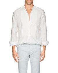 Massimo Alba - Cotton-linen Shirt - Lyst