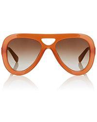 Derek Lam - Charlotte Sunglasses - Lyst