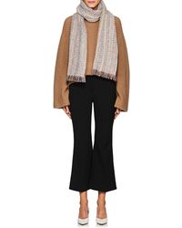 Barneys New York - Herringbone Cashmere - Lyst
